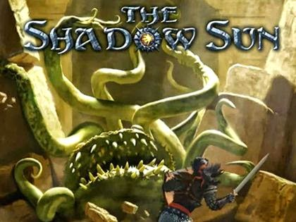 The Shadow Sun v1.0 Full Apk + Data