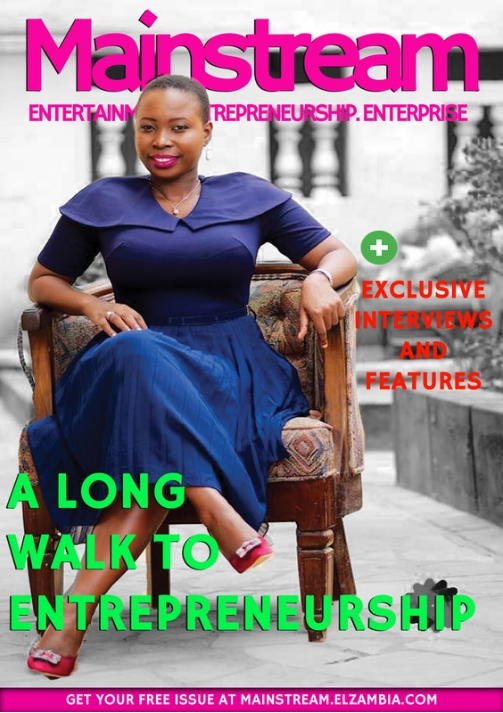 A Long Walk To Entrepreneurship - The Mainstream Issue 02