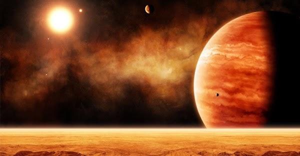 Radiación, el principal problema para habitar Marte, para los humanos