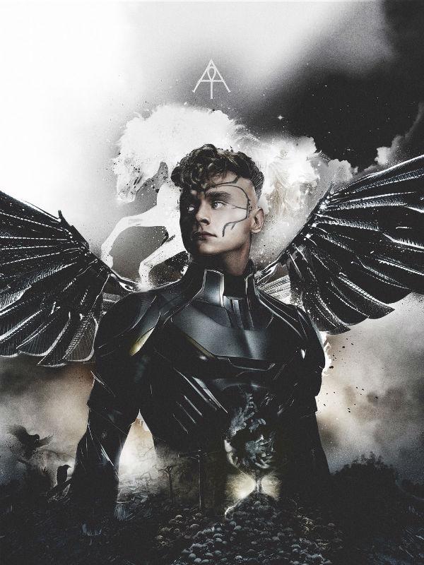 Arcanjo X-Men Apocalipse