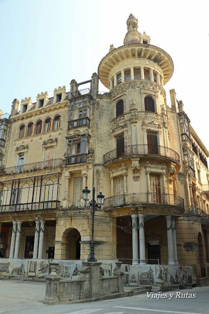 Torre de los Moreno, Ribadeo
