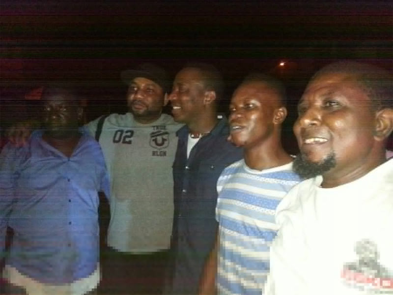 Photo: Sahara Reporters owner Omoyele Sowore released by police