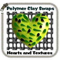 How to Make a MultiDimensional Texture Plate from Polymer Clay by KatersAcres https://katersacres.com - Made for the Polymer Clay Swaps FaceBook Group