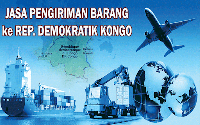 EKSPEDISI MURAH KE REPUBLIK DEMOKRATIK KONGO