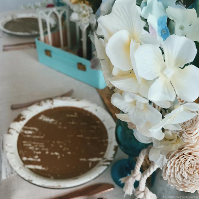 Wedding blogs DIY tables