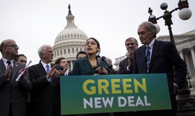 Democrats And Republicans Divided On Climate Change
