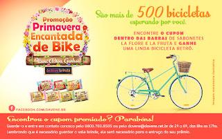 Promoção Davene 2016 - Primavera Encantada de Bike