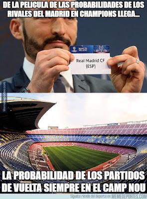 memes sorteo semifinales copa del rey