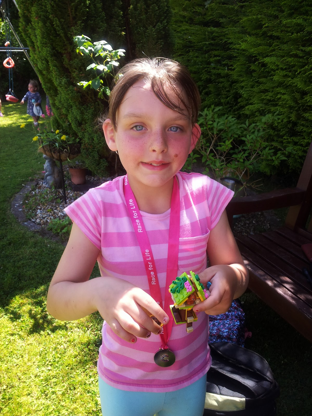 , Race for Life 2013 – in Memory of Fran