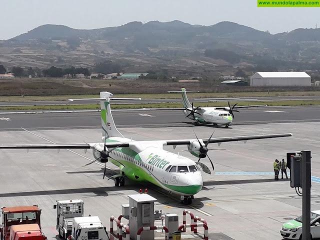 Binter lanza un nuevo bintazo a destinos nacionales desde 28,05 euros