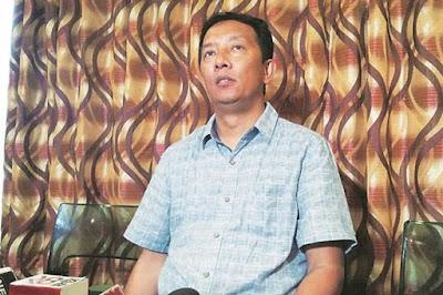 Gorkhaland Territorial Administration's (GTA) caretaker chairman Binay Tamang