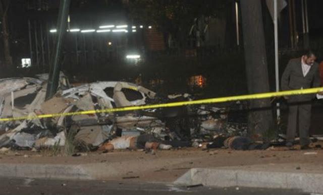 Ni bar ni valet parking son responsables por choque de BMW en Reforma: Abogado
