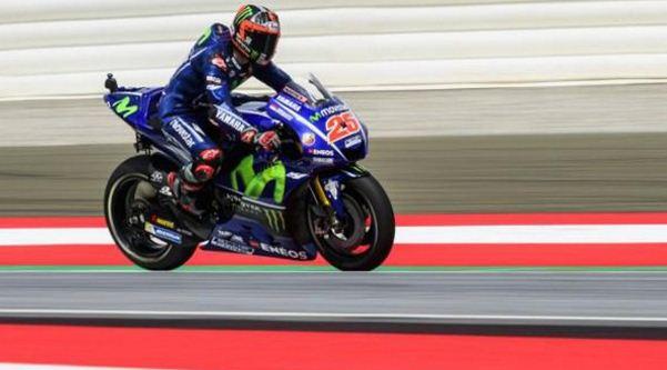 Vinales Pole Position MotoGP San Marino Misano Italia 2017
