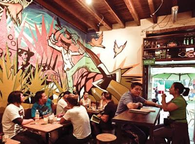 Oaxaca cafe