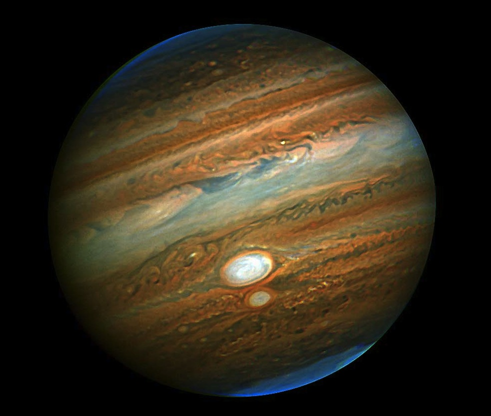 Real Pictures Of Jupiter The Planet The Hollow Eart...