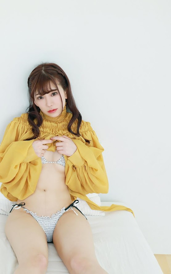 [Digital Photobook] Nozomi Arimura 有村のぞみ &Oyasumi Fiction おやすみフィクション