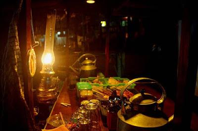 Angkringan Gaul Ampiran 3 - wisata kuliner semarang