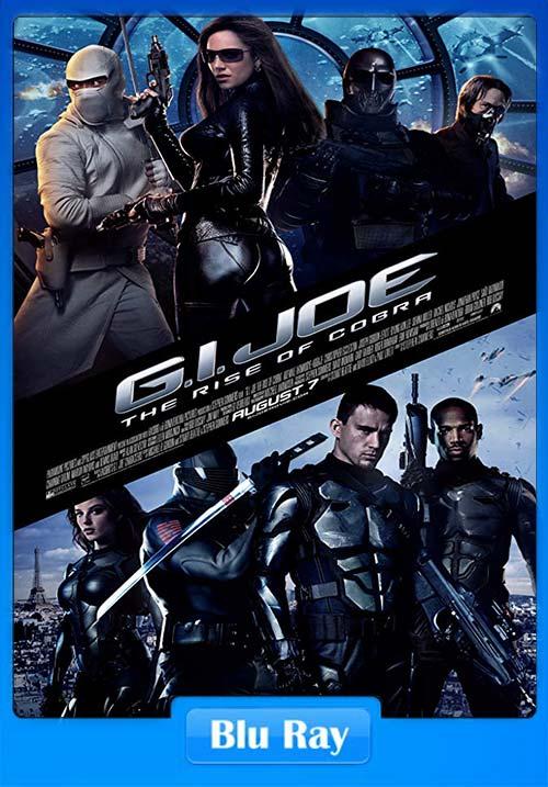 G.I. Joe The Rise Of Cobra 2009 BRRiP 720p Dual Audio x264 | 480p 300MB | 100MB HEVC