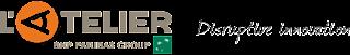logo l'atelier bnp paribas