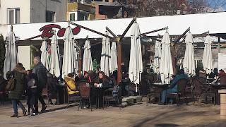 Mid Winter, Yambol, Summer, Habits, Cafe Society,