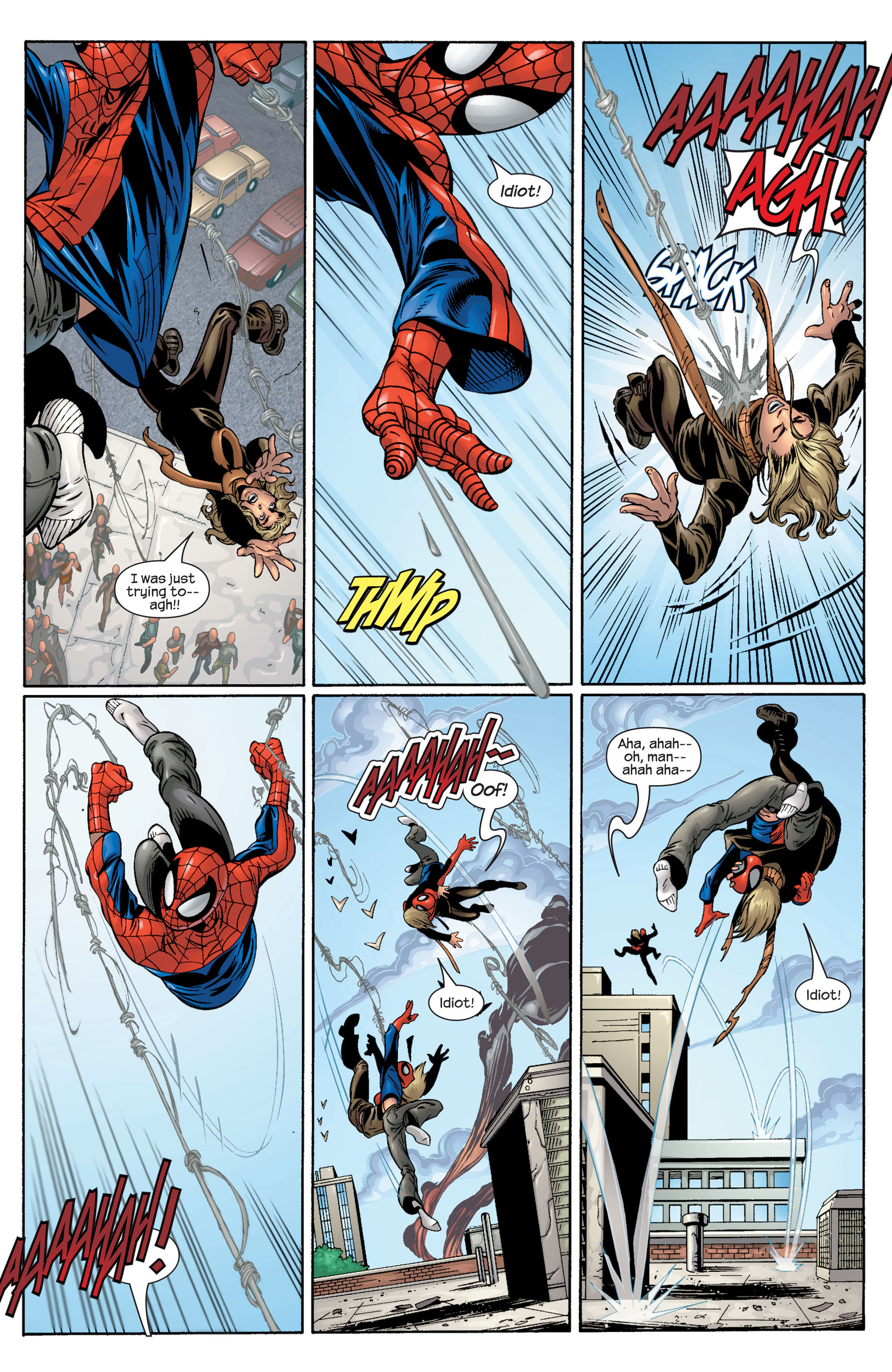 Read online Ultimate Spider-Man (2000) comic -  Issue #42 - 8