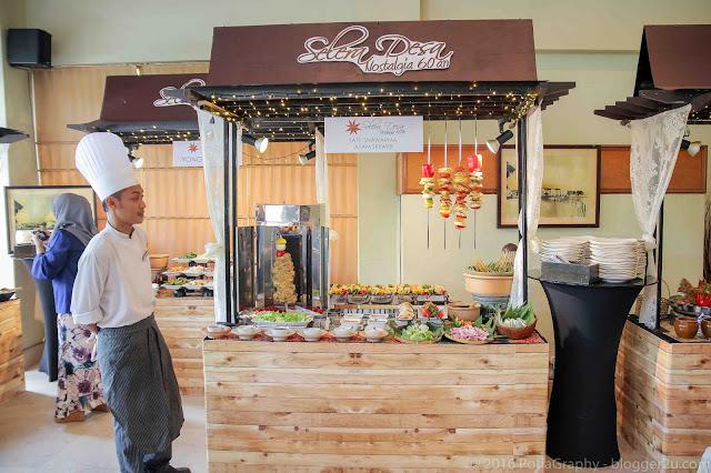 Buffet Ramadan Ancasa Hotel & SPA Kuala Lumpur
