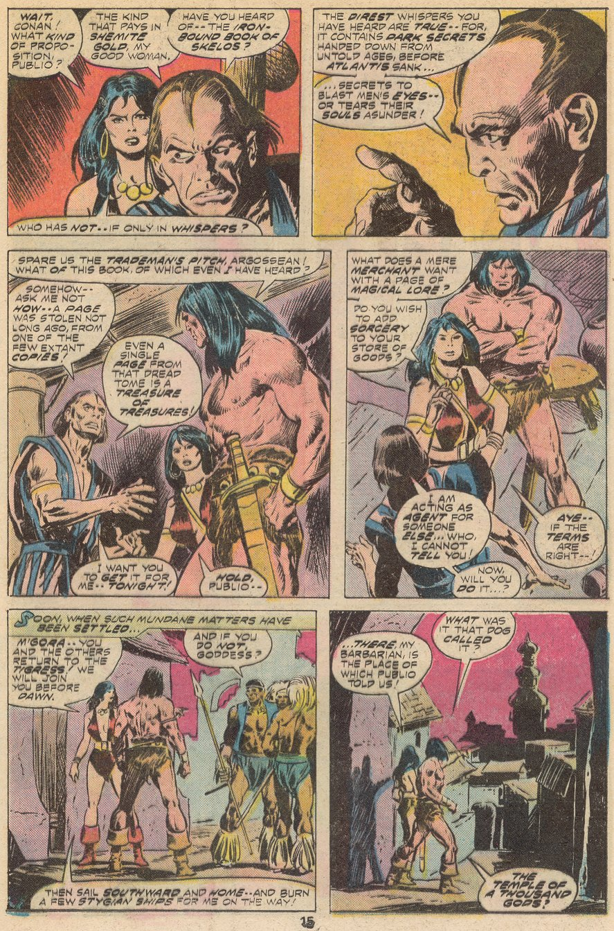 Conan the Barbarian (1970) Issue #66 #78 - English 10