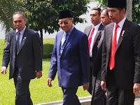 Jokowi Bahas Perlindungan TKI di Malaysia dengan Mahathir