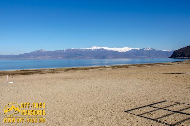 Prespa Lake, Stenje Beach, Macedonia