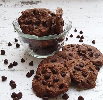 Resep Biskuit Cokelat Chip