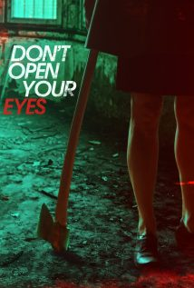 Assistir Dont Open Your Eyes