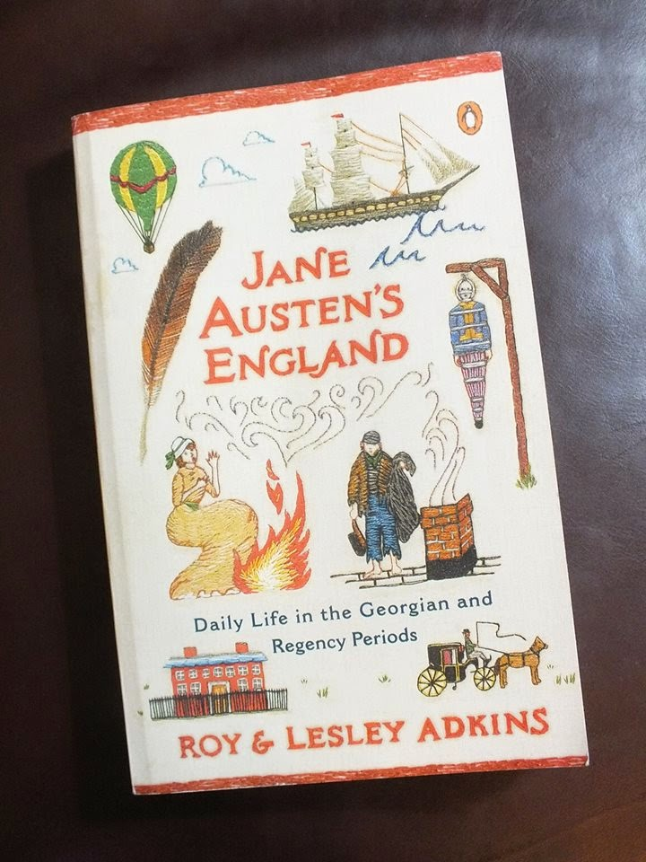 Jane Austens England Daily Life in the Georgian and Regency Periods