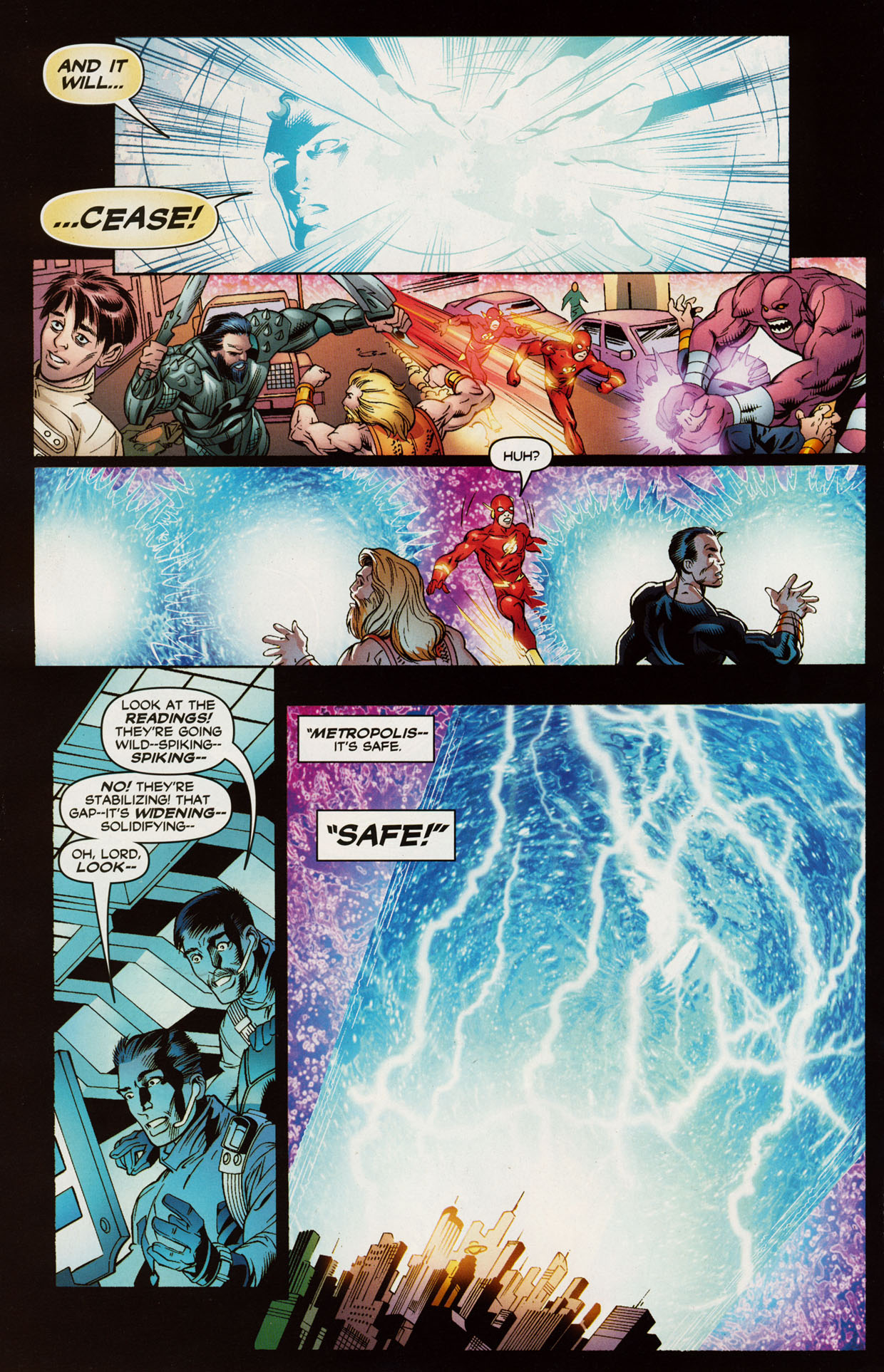 Read online Trinity (2008) comic -  Issue #41 - 14