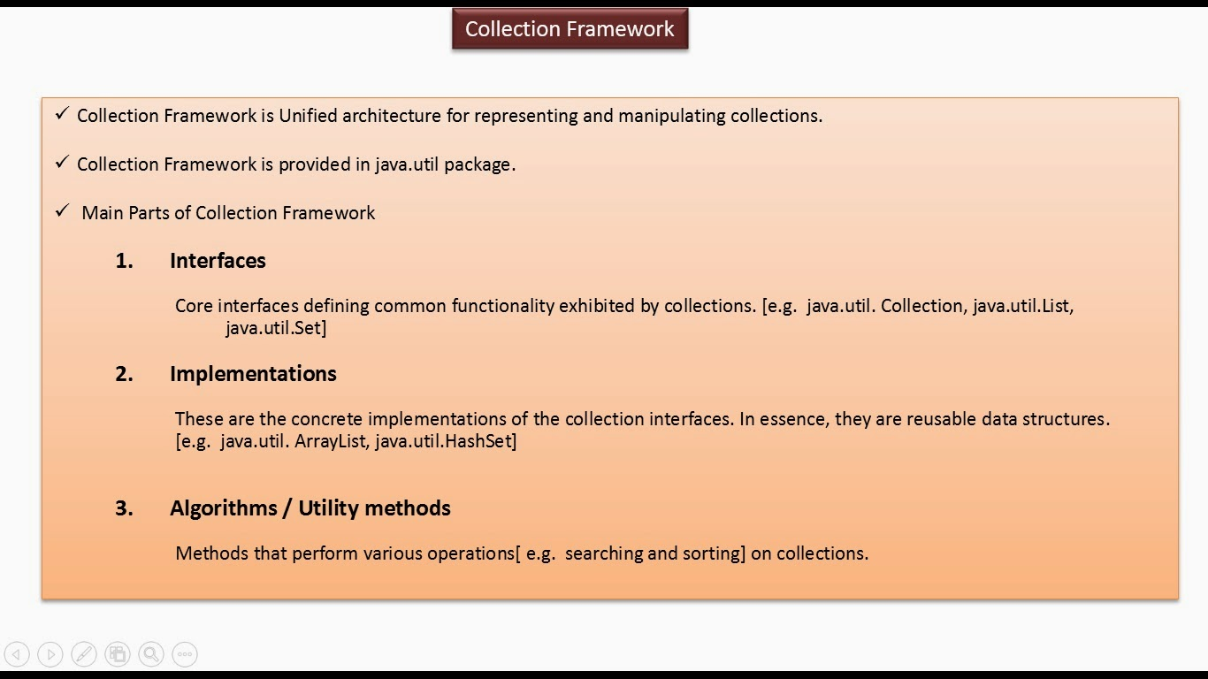 Java ee java collection framework java collection framework baditri Image collections