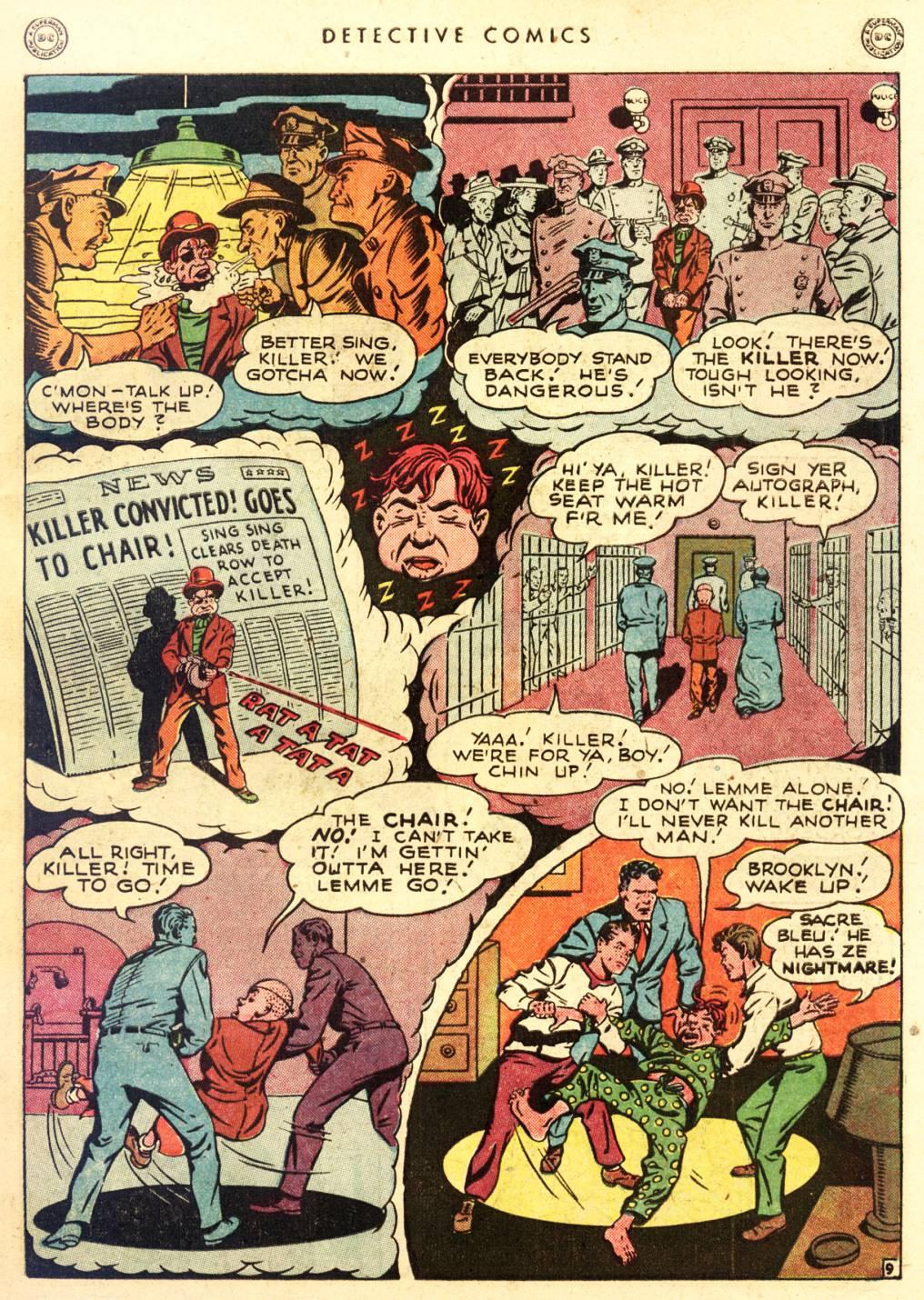 Read online Detective Comics (1937) comic -  Issue #131 - 45