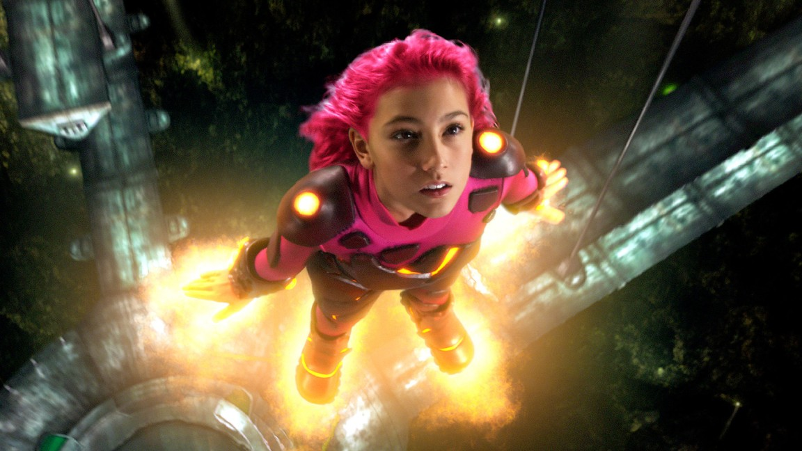 The Adventure Of Sharkboy And Lavagirl Full Movie In English
