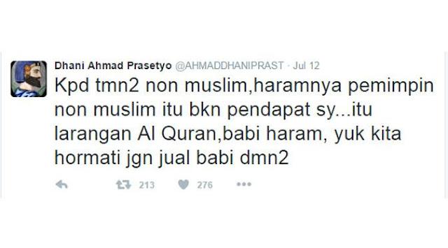 10 Kicauan Menyebalkan Ahmad Dhani yang Membuat Masyarakat Indonesia Geram