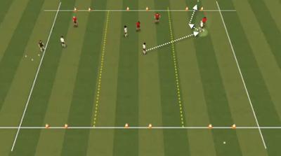 Variasi Latihan Sepakbola Untuk Meningkatkan Dribling UDIN