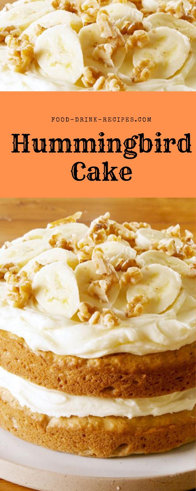 Hummingbird Cake - food-drink-recipes.com