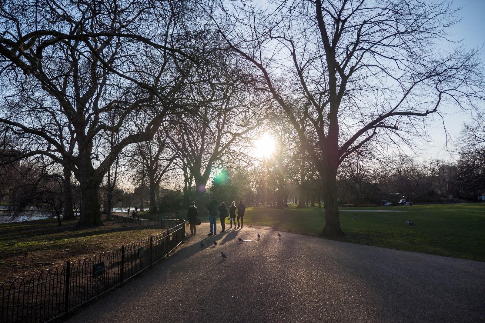 London St. James Park