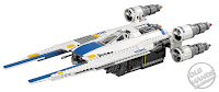 LEGO Star Wars Rogue One Building Sets Rebel U-Wing Fighter