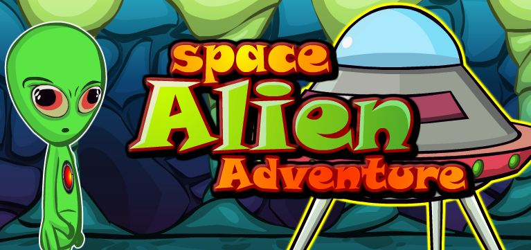 GamesClicker Space Alien Adventure