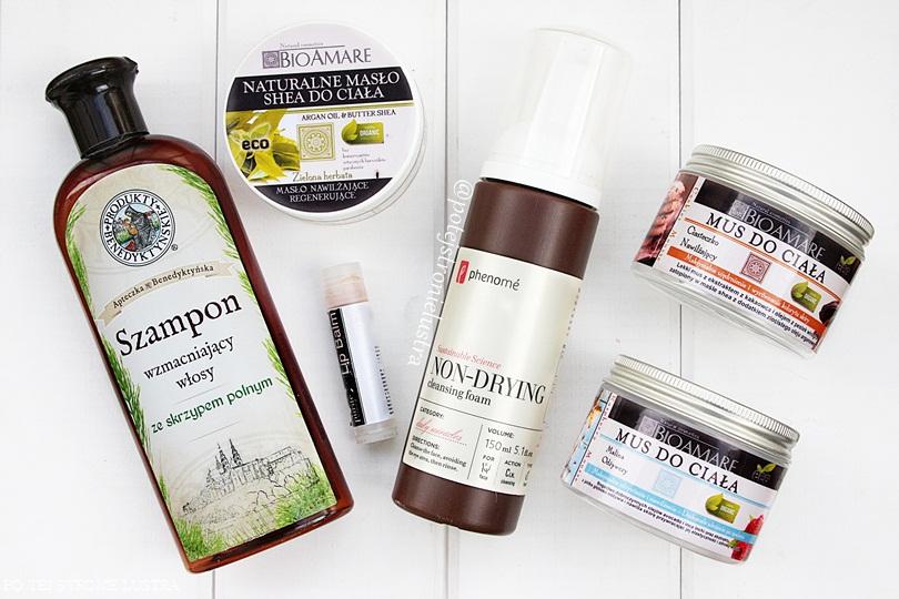 Wrześniowe zużycia - Phenome, Purite, Revme, Bath and Body Works
