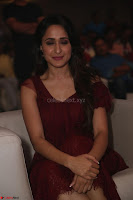 Pragya Jaiswal in Stunnign Deep neck Designer Maroon Dress at Nakshatram music launch ~ CelebesNext Celebrities Galleries 107.JPG