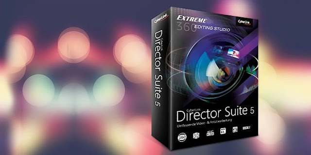 CyberLink Director Suite 5 Gratis Con Licencia Legal Exclusivo / Por tiempo limitado