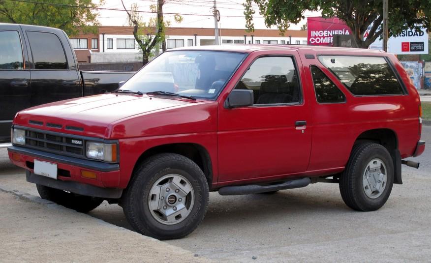 1987–1995 Nissan Pathfinder