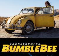 """""""Bumblebee"""", el spinoff de Transformers."""