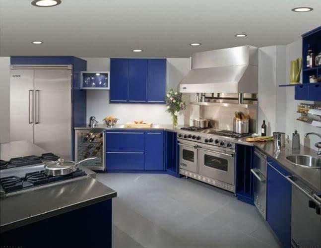 9 Dapur Modern minimalis Inspiratif