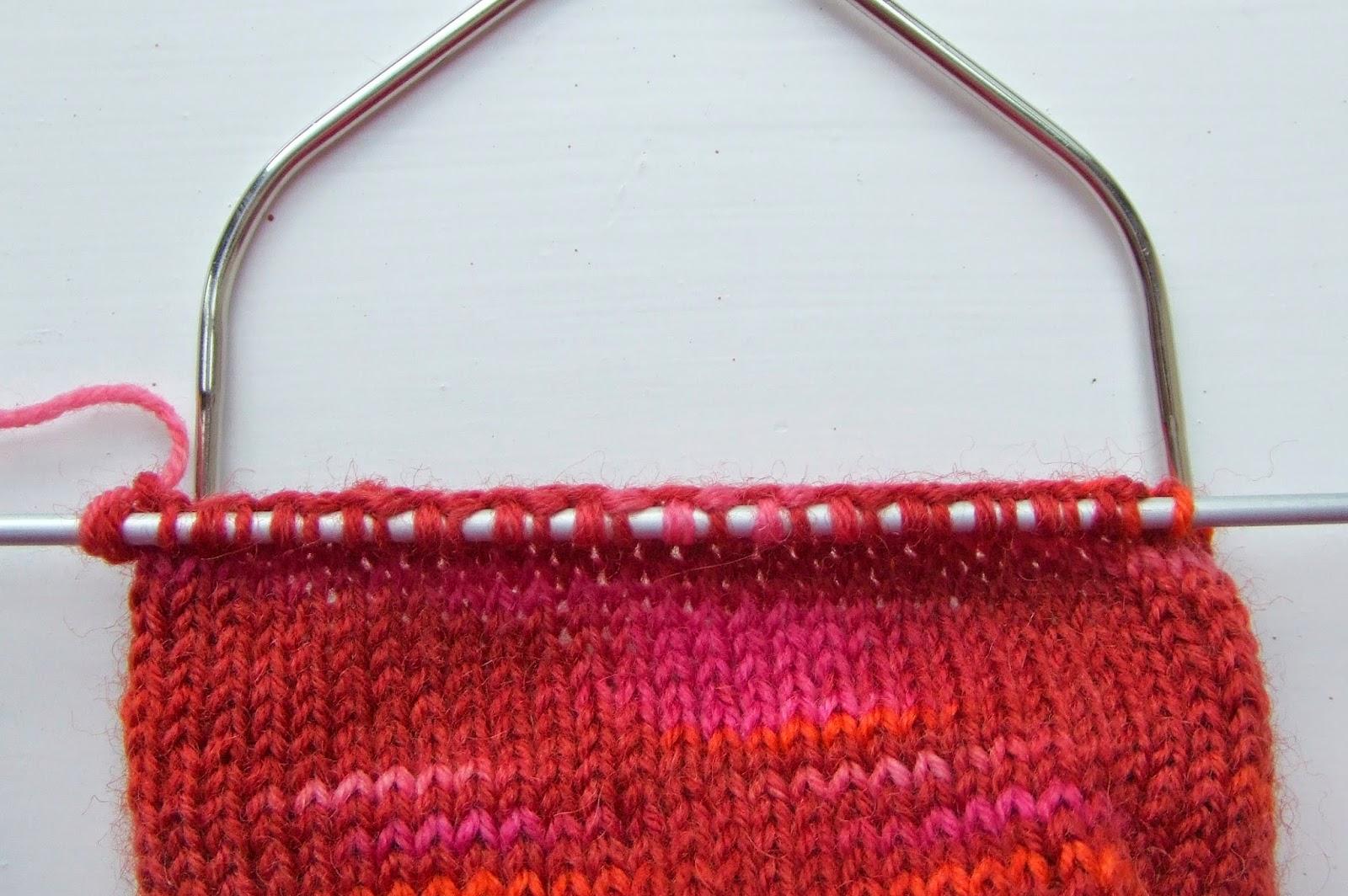 Winwick Mum: Basic 4ply sock pattern and tutorial - easy beginner ...