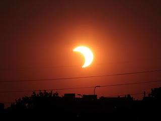 Eclipse solar vai poder ser visto em JP e mais duas cidades da PB este mês;Saiba quias são!